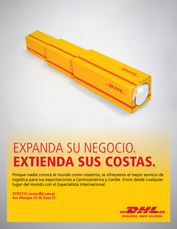 Centroamerica Exportación DHL-05